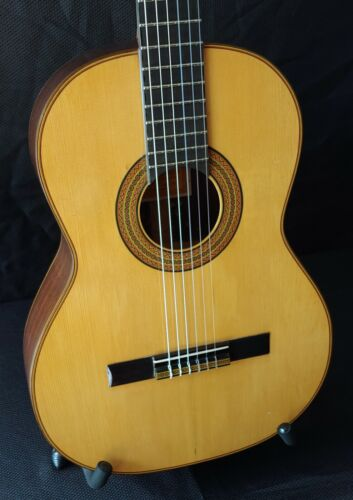 1964 Juan Estruch Yellow Label Concert Classical Guitar