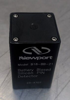 Newport 818-bb-21 High Speed Silicon Photodetector 416 List Thorlabs 1.2 Ghz