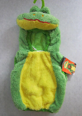 Frog Costume (Dress Up Green Frog Costume Toddler Size 24 months Petables Halloween)