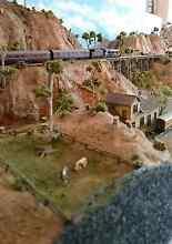 N Scale Model Train layout .. Latrobe Latrobe Area Preview