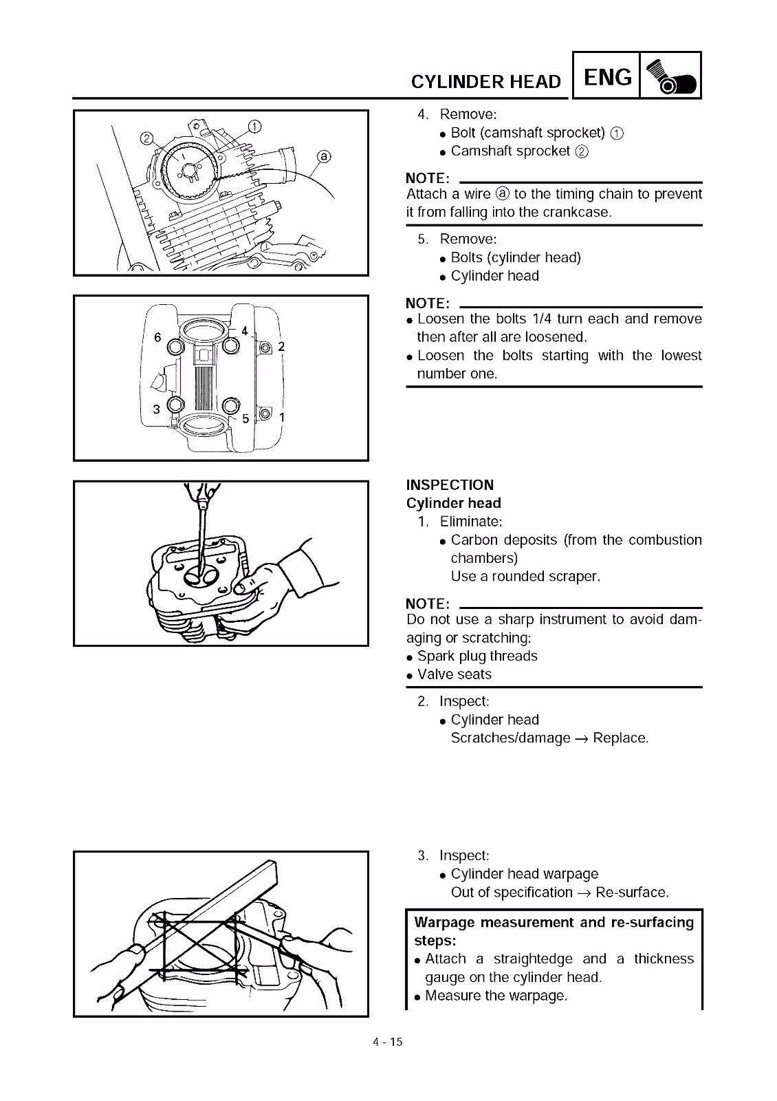Yamaha Owners Service Manual 2003 Ttr 125 Tt R125r R125lwr Wiring 5 Of 12 6