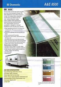 Caravan awning. Dometic model 8500 Belmont Geelong City Preview