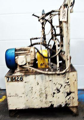 Hydraulic Power Supply 15hp 15248dc