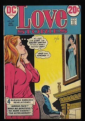 Love Stories #148 FN- 5.5