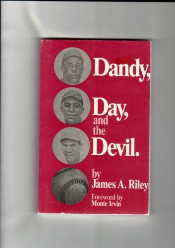 TK Books Dandy, Day, & The Devil Ray Dandridge Biography