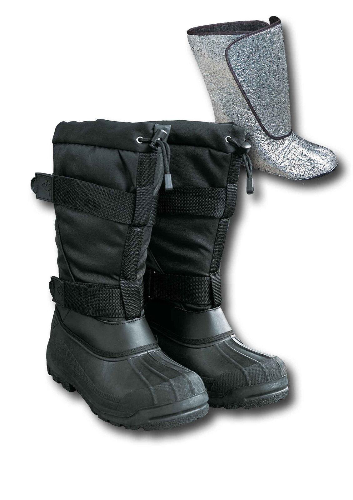 Aktion Arctic Boots Thermostiefel Winterstiefel Schutzstiefel Winter Schneeschuh