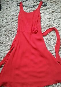 Red Coast evening dress size 12