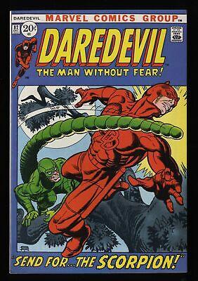 Daredevil #82 VF/NM 9.0 Marvel Comics