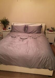 Bed frame and mattress Kensington Melbourne City Preview