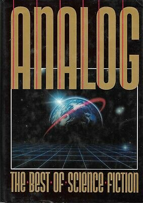 ANALOG: THE BEST OF SCIENCE FICTION by Analog Magazine (1994 First, HC/DJ)