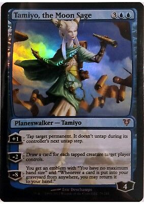 Tamiyo, the Moon Sage FOIL MTG Avacyn Restored NM for sale  Shipping to South Africa