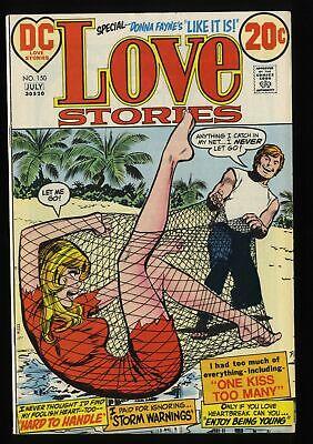 Love Stories #150 VG/FN 5.0