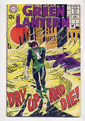 GreeN Lantern #65 Fine 1968  ~ Fast Shipping ~  DC Comic Book
