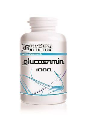 Glucosamin (47,91€/1kg) 360 Tabletten je 1000mg / Fat2Fit Nutrition - Knorpel