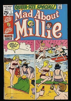 Mad About Millie Special #1 VF- 7.5 Annual!