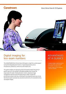 Carestream Vita Xe Cr - Digital X-ray