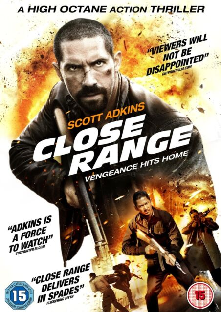 Close Range (DVD) (NEW AND SEALED)
