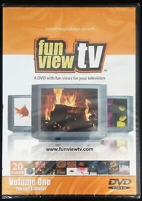 FUN VIEW TV Vol. 1 20 Screens Holiday Themed and More DVD](New Halloween Themed Movies)