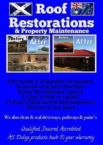 Roof Restoration Parafield Gardens Salisbury Area Preview