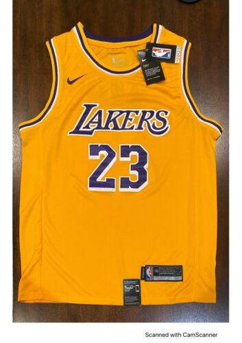 LeBron James #23 *NEW* Jersey (LA Lakers)