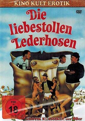 Deutsch Lederhosen (DVD - Die liebestollen Lederhosen - Peter Steiner & Franz Muxeneder - NEU/OVP)