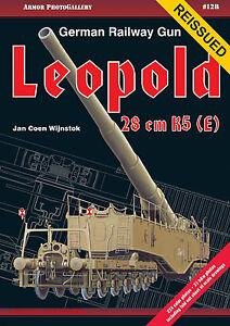 APG #12 German Railway Gun 28cm K5(E) Leopold - <span itemprop=availableAtOrFrom>Warszawa, MAZOWIECKIE, Polska</span> - APG #12 German Railway Gun 28cm K5(E) Leopold - Warszawa, MAZOWIECKIE, Polska