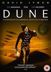 Dune (DVD) (NEW AND SEALED)
