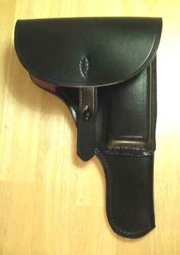 Astra 600 Black Leather Holster New!