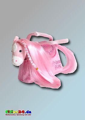 pony in der Bolsa Paulina Peluche Rosa Felpa caballo segunda mano  Embacar hacia Argentina