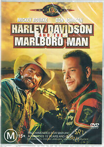 HARLEY DAVIDSON AND THE MARLBORO MAN ( MICKEY ROURKE - DON JOHNSON ) DVD