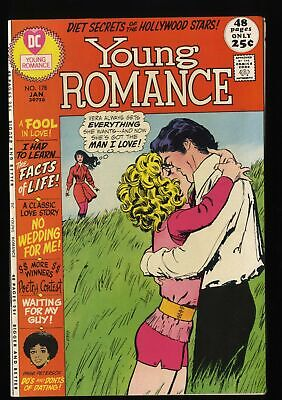 Young Romance #178 VF 8.0