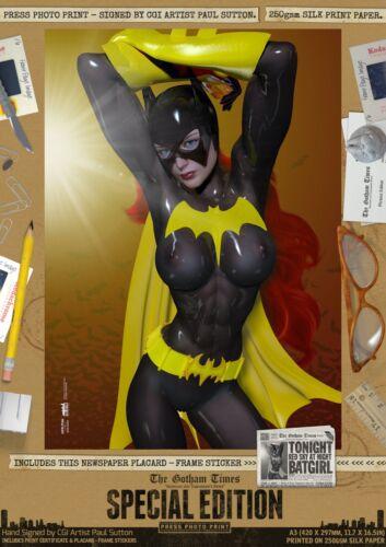 SEXY Batgirl DC