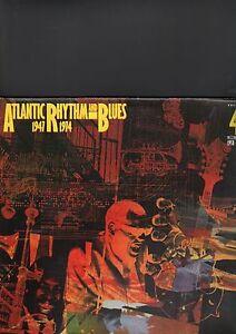Various Atlantic Rhythm Blues 1947 1974 Volume 1 1947 1952