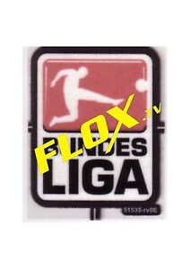 Bundesliga Logo Badge Patch Saison 2008 2009 Original Lextra Flock