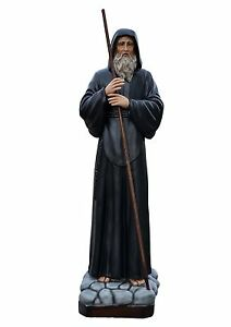 Saint-Francis-of-Paola-resin-statue-cm-80-with-glass-eyes