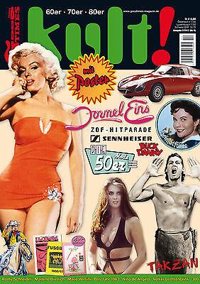 GoodTimes kult #8 Monroe, Tarzan, ZDF-Hitparade, Marie Versini, Caroline Munro