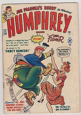 Humphrey Comics #10, Very Good - Fine Condition'