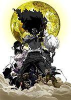 Film Riproduzione Afro Samurai Poster Stampa A3 Questo È Un Poster -  - ebay.it