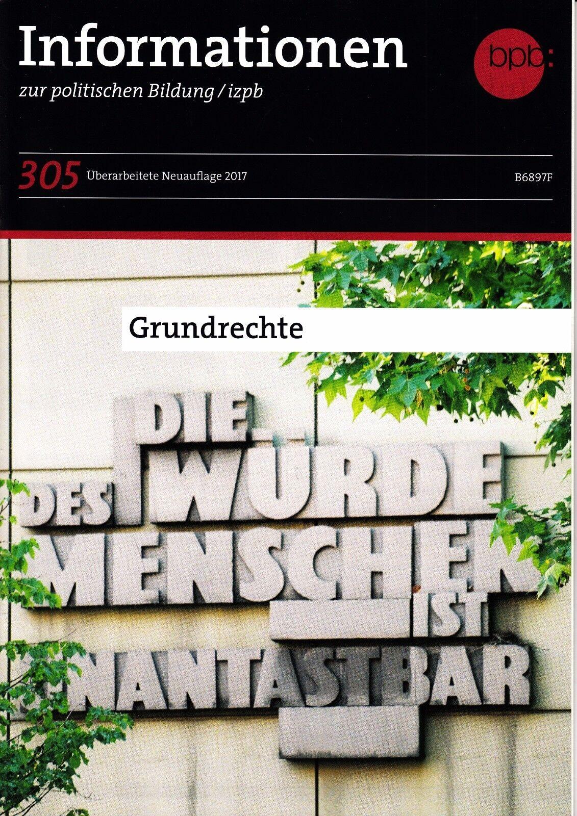 Grundrechte 2017 Magna Charta Bürgerrechte in der DDR Landesverfassung