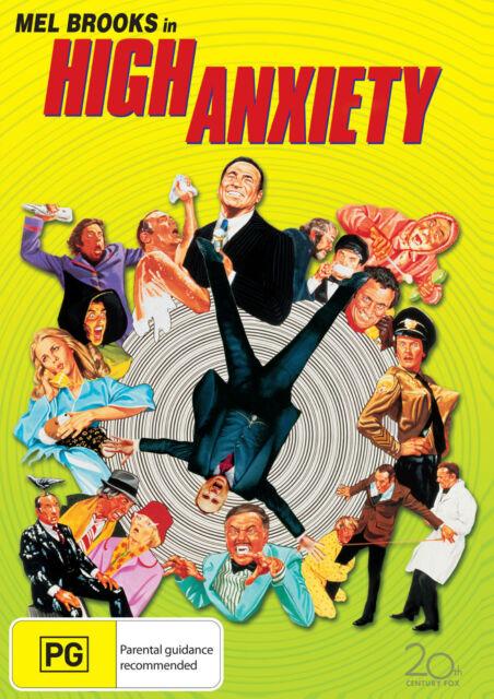 High Anxiety (1977) * Mel Brooks *