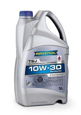 Ravenol Tsj 10W30 5 Litri Olio Motore Kia Hyundai Subaru Mazda Nissan Toyota