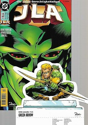 DC Comic - JLA  Nr. 13 von - Superhelden Comics Teller