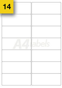 a4 sheet labels blank white coloured removable gloss gold fluorescent 24 sizes ebay. Black Bedroom Furniture Sets. Home Design Ideas
