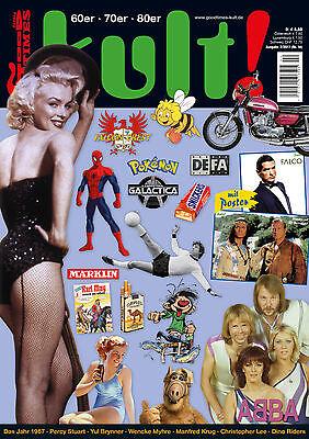 GoodTimes kult! der 60er - 70er - 80er Jahre - Good Times Sonderheft 16 (2-2017)