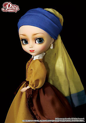 Pullip Girl with Pearl Earring fashion doll Groove in USA