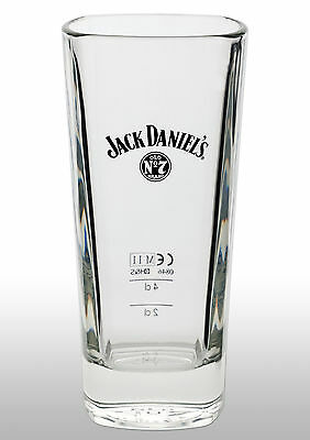 Jack Daniels Tall Whiskey Glass