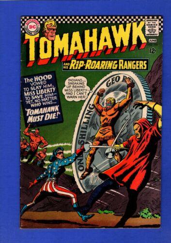 TOMAHAWK #110 VF+ HIGH GRADE SILVER AGE DC