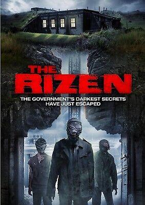 The Rizen  Dvd  2018    Us Release   Region 1