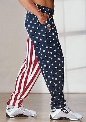 OTOMIX American Flag Baggy Workout Pant - MEDIUM Otomix Baggy Pants