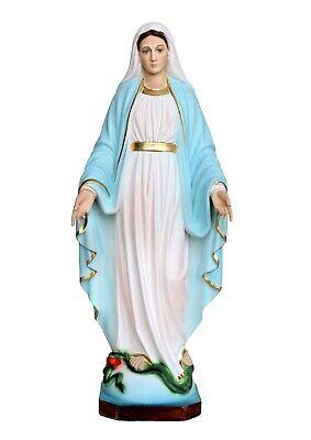 Madonna Immaculate Della Medaglia Miracolosa Cm 30 Statue